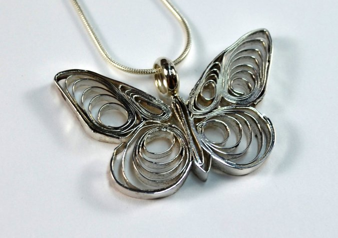 Metal Clay Quilligree with Tracy Spurgin