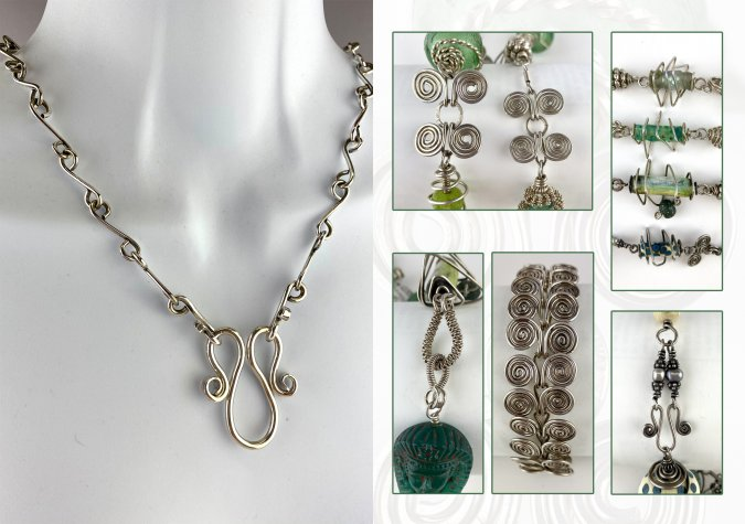 More Wire Wrapping Techniques