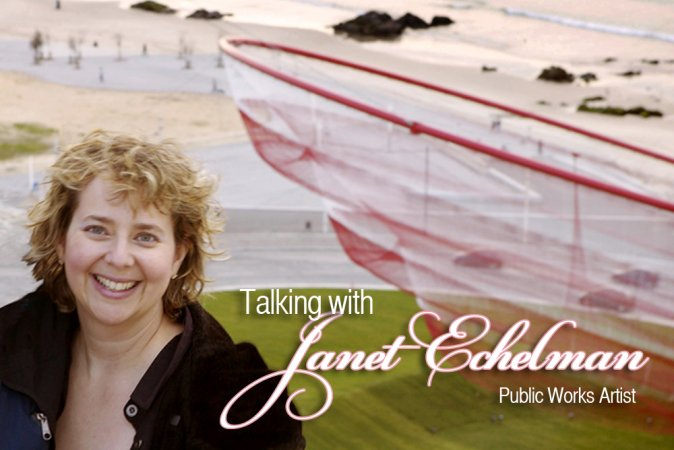 janet echelman taking imagination seriously essay This story is about taking imagination seriously fourteen years ago, i first  encountered this ordinary material, fishnet, used the same way for centuries  today.