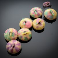 "Make a Hollow Bead Polymer Clay ""Circus"" Necklace"