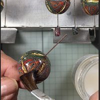 Create Intricate Caning using Polymer Clay