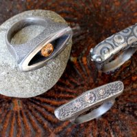 Creating Jewelry using Steel Clay with Cindy Pope