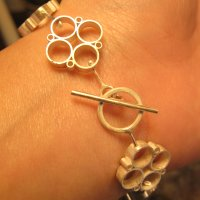 Learn to Solder and Create Chains from Silver with Jen Chin