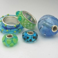 lampworking beads with barbara becker simon