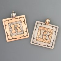 Constructing a Mixed Metal Pendant using Hadar's Clay™ with Cindy Pope