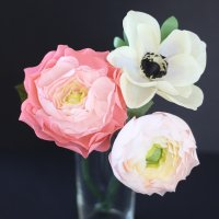 Creating Crepe Paper Flowers using the Silhouette Cameo 4