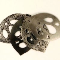 The Many Looks of Steel: Creating Jewelry using Steel Clay with Cindy Pope