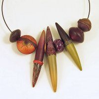online polymer clay class with loretta lam