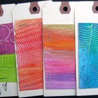 Creating Journal Flag Books with Diana Trout