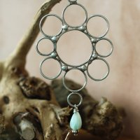 Circles with BLING: How to Fuse, Solder and add a Tube Set Gem with Alison Lee