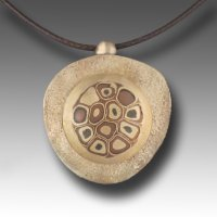 The Unhinged Locket from Metal Clays with Hadar Jacobson at CraftCast.com