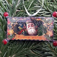 CraftCast presents Nostalgic Mixed-Media Soldered Ornaments with Sulie Girardi