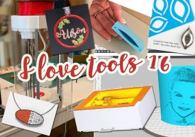 I LOVE Tools 16 Bonanza @craftcast
