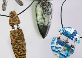 Creative Clay Combinations with Debbie Carlton
