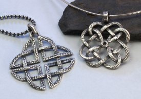 CRAFTCAST Celtic Knots in Metal Clay with Donna Penoyer