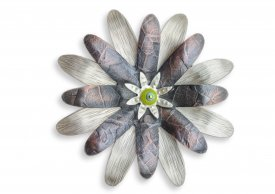 Mixed Metal Flowers with Deb Karash @ CraftCast.com