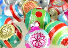Create Vintage Inspired Ornaments from Polymer Clay