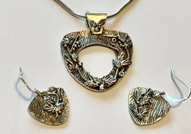 Stunning Metal Clay Projects that you can make!