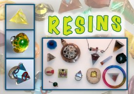 RESINating! Everything you want to know about RESINS! with Robert Dancik @ CraftCast.com