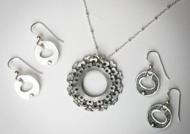 Lacey Pendant and Earring Files