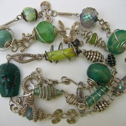 The Ultimate Wirework and Wrap Workshop! with Barbara Becker Simon at CraftCast.com