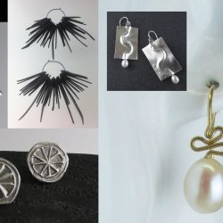 5 Easy Earring Projects with Barbara Becker Simon @ CraftCast.com