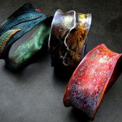 CRAFTCAST'S Artisanal Polymer Bangles with Claire Maunsell