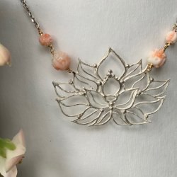 Creating Metal Clay Filigree with Lema Bashir at Craftcast.com
