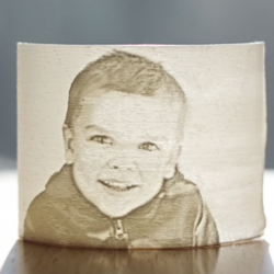 Making a Lithophane with a 3D Printer