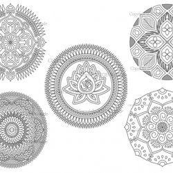 Mandala Mania Design Files